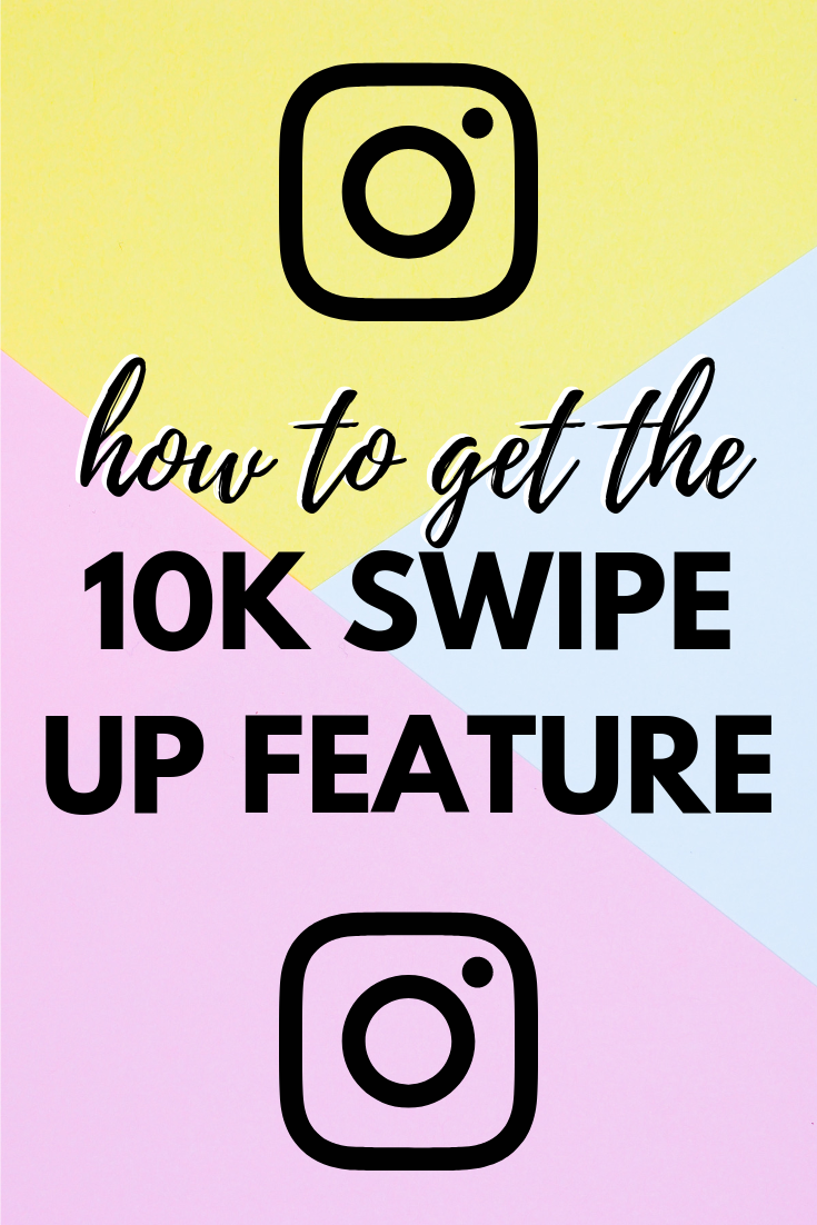 Swipe Up Instagram Feature Without 10k Followers This 10k Swipe Up Featur Social Media Marketing Instagram Instagram Story Ads Marketing Strategy Social Media