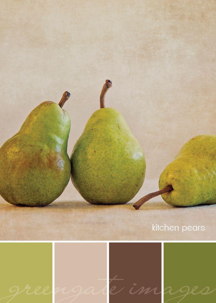 Pears Photo Print - still life, photography, home decor, fruit, wall ...