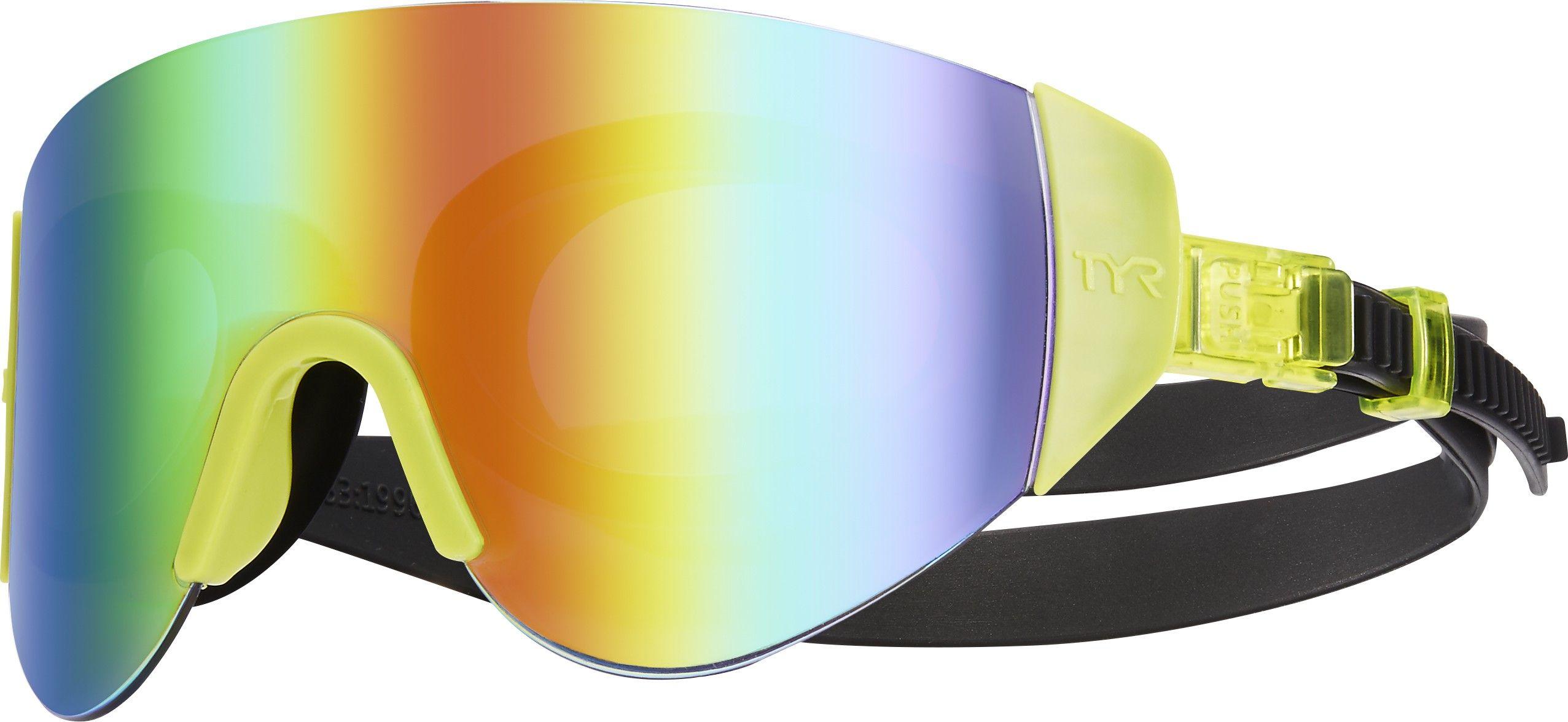 9c93cb6e306 Renegade Swim Shades Mirrored - TYR - All Brands - GOGGLES