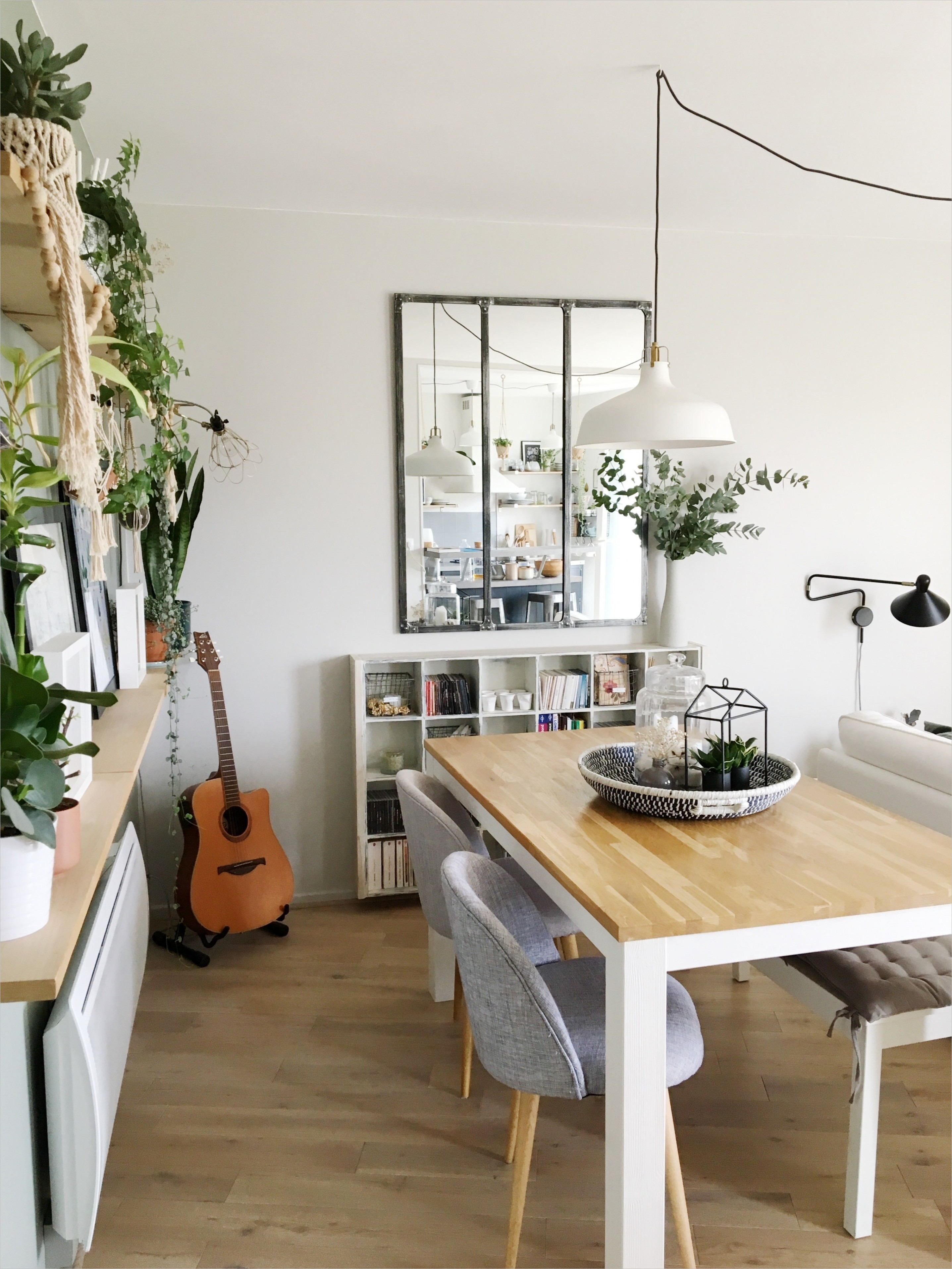 Scandinave Deco Salle A Manger  Modern dining room, Home decor