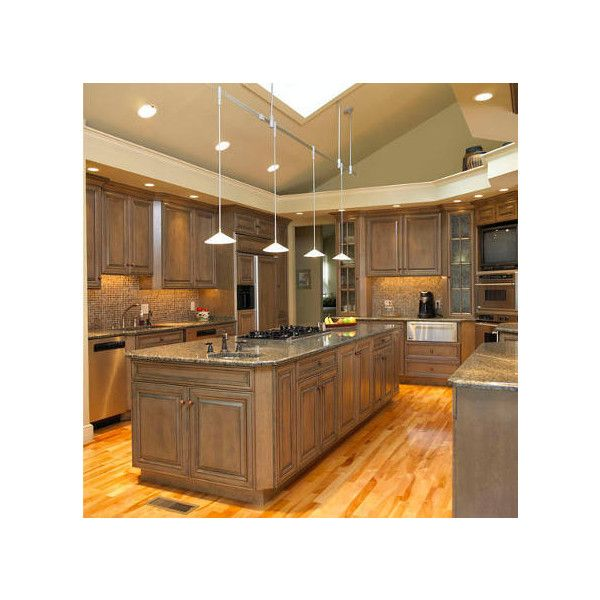 Best Glazed Gray Cabinet Kitchen Atticmag Kitchens 400 x 300