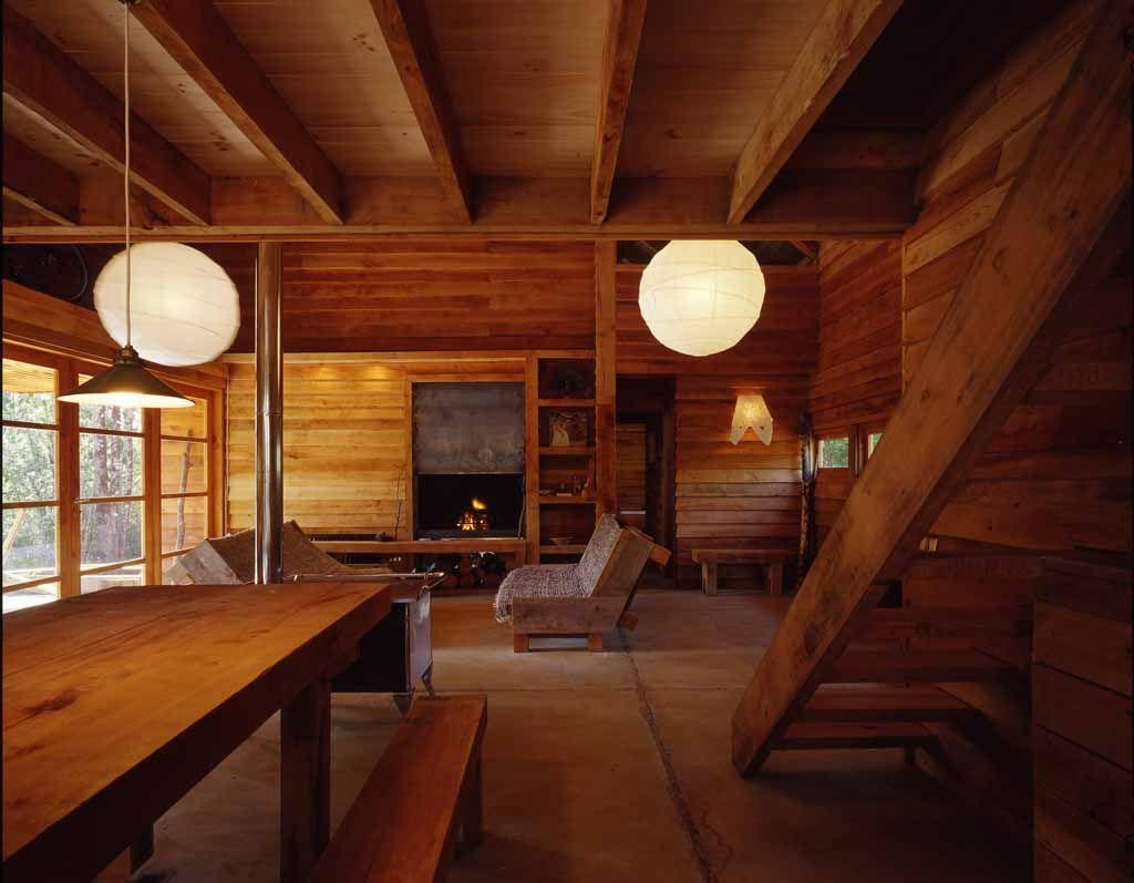 Casa Galpon  Cazu Zegers arquitectura casas madera  Casas  Decoracion casas de madera Casas de madera y Galpones