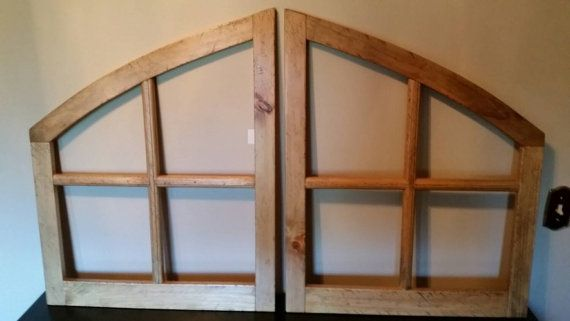 *similar* Arch Wall Decor $80 Custom Built Arched Window ...