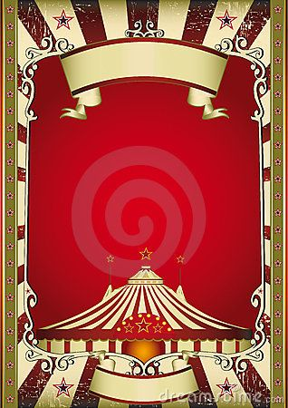 circus flyer background - photo #42
