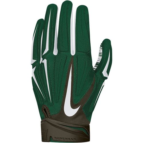 Any nike black, navy, blue or dark green. Image for Nike Adults Superbad Football  Gloves from Academy