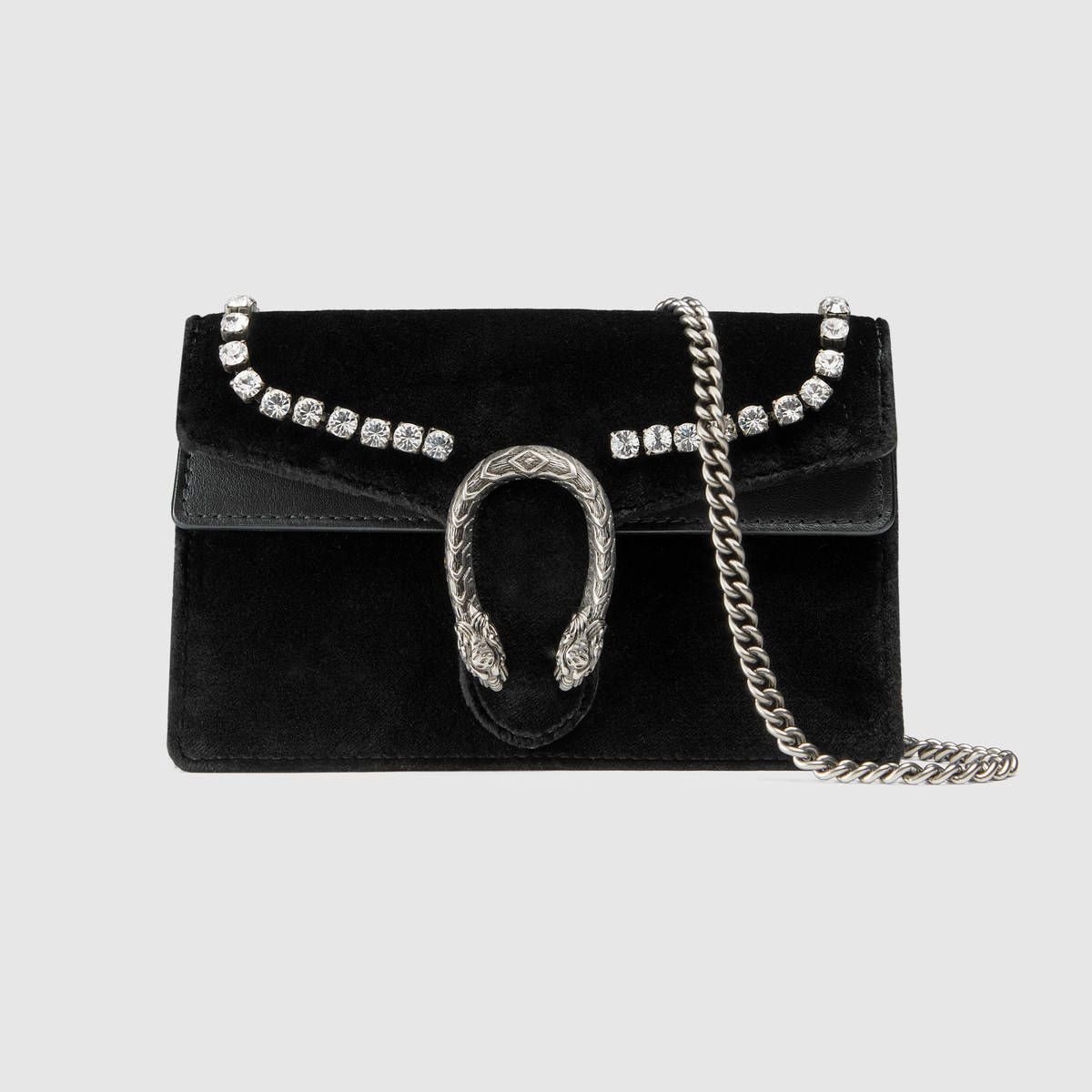 645aade0f41a Gucci Dionysus Super Mini Bag with Crystals #ad | Shopping List ...
