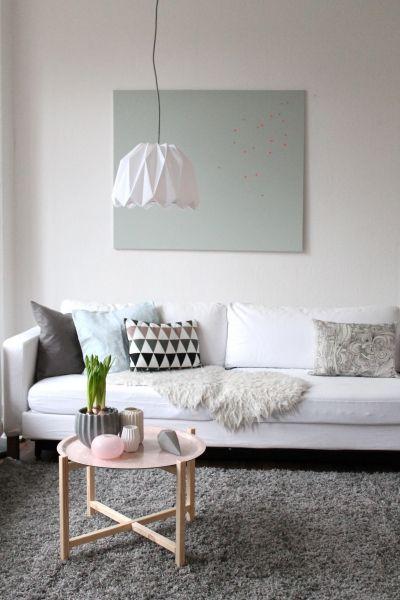 Umschwungneue Farben im Wohnzimmer Living room Pinterest