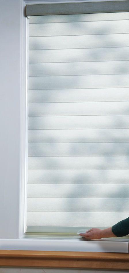 Las Cortinas Silhouette® es un producto de alta calidad y diseño de vanguardia.