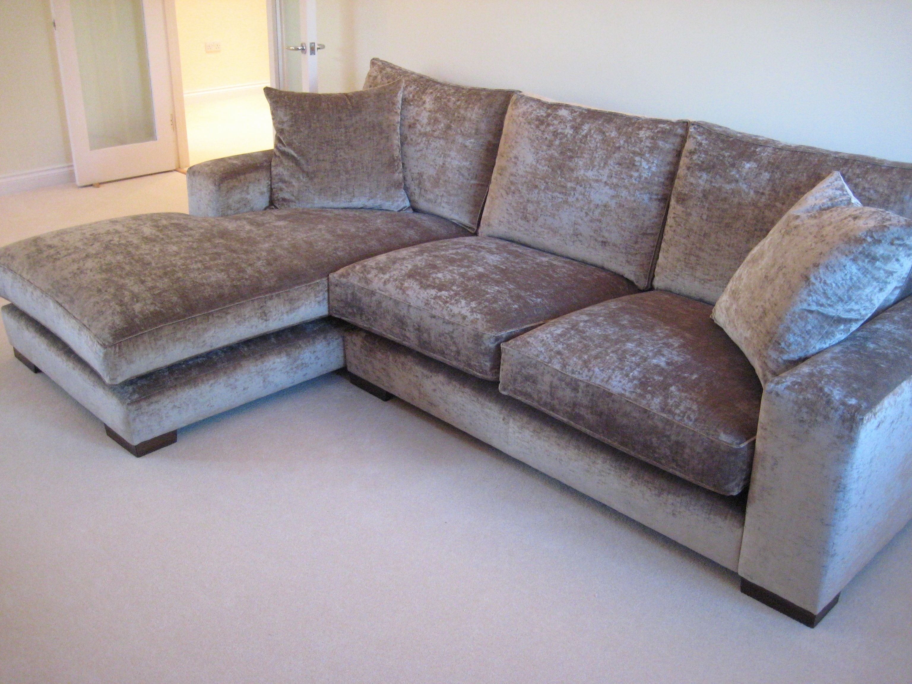 awesome blue velvet sectional couch 2018  velvet corner