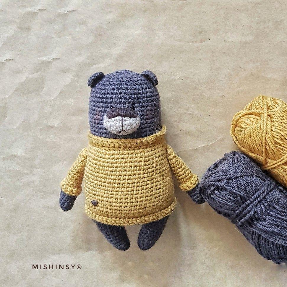 Bear Benjamin #beartoy