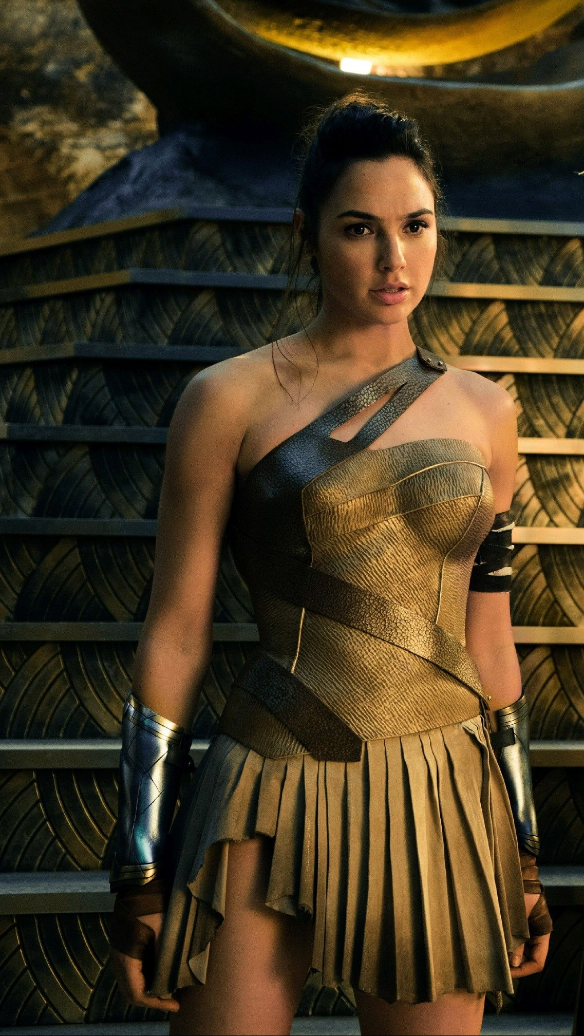 Production has started on Wonder Woman 1984 - and heres