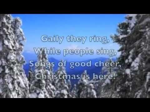 barlowgirl carol of the bells lyrics youtube carol of the bellschristian music videoschristmas - Youtube Christian Christmas Music