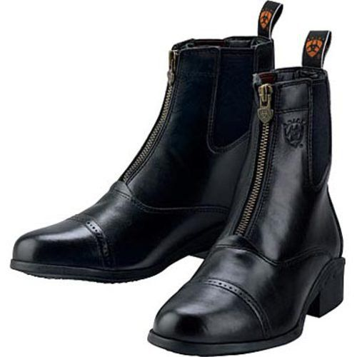 Ladies Ariat® Heritage III Zip Paddock Boot