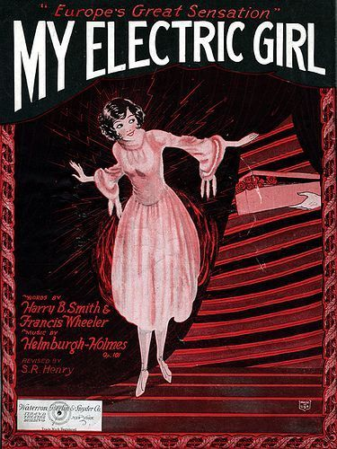 Vintage Sheet Music- My Electric Girl #vintagesheetmusic Vintage Sheet Music- My Electric Girl #vintagesheetmusic Vintage Sheet Music- My Electric Girl #vintagesheetmusic Vintage Sheet Music- My Electric Girl #vintagesheetmusic