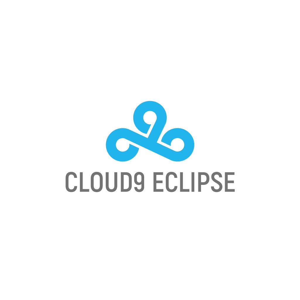 Abstract Cloud9 Logo Logos Logo Maker Online Logo Creator