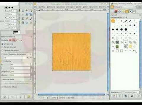 New post (Bilie di vetro con GIMP) has been published on Video Tutorial Online http://wp.me/p7r4xK-66