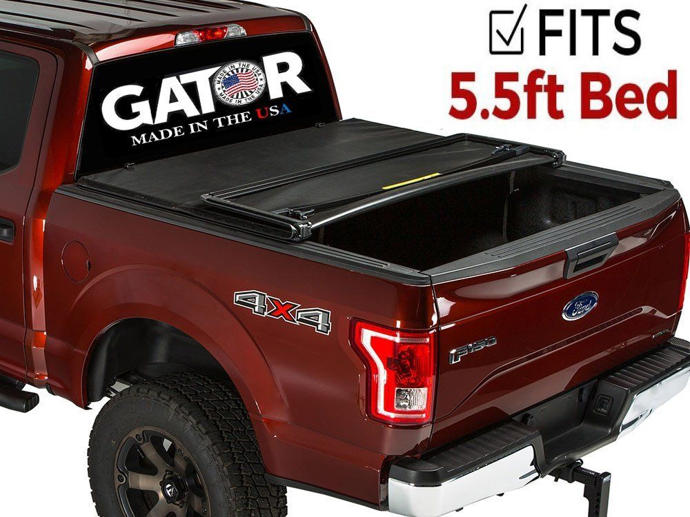 Top 10 Best Trifold Tonneau Covers in 2020 Truck bed