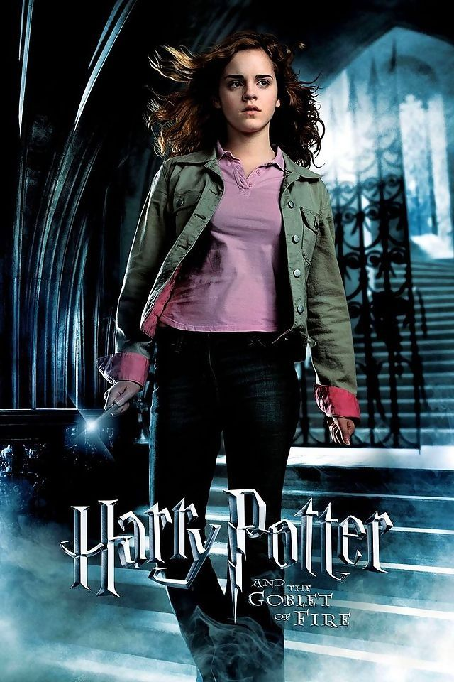 Promotional Poster for Harry Potter and the Goblet of Fire