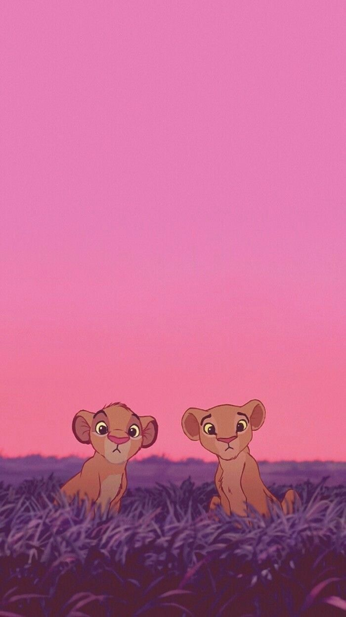 lion king sunsets foundonweheartit iphonebackground