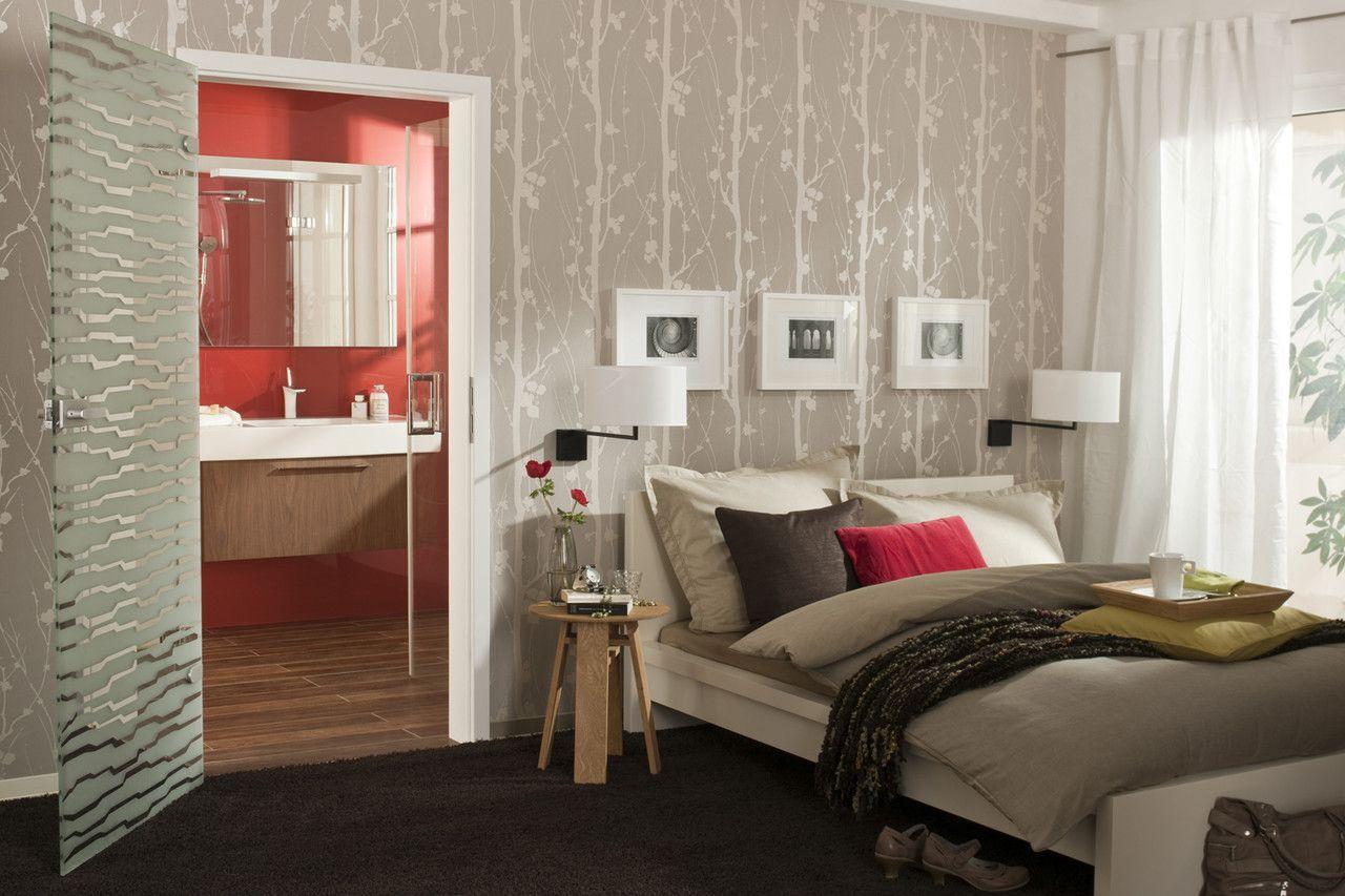 Glas Zimmertur Mit Motiv Modern Und Edel Einfache Montage Und Uberall Einsetzbar Tur Glastur Glas Modern Haus Deko Haus Und Glas