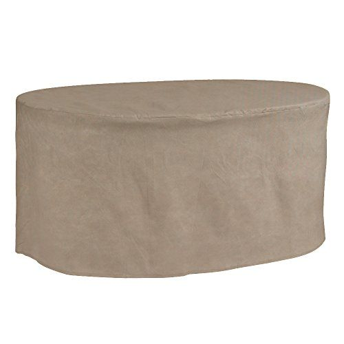 Budge English Garden Oval Patio Table Cover Large Tan Tweed U003eu003eu003e Want  Additional Info Part 66