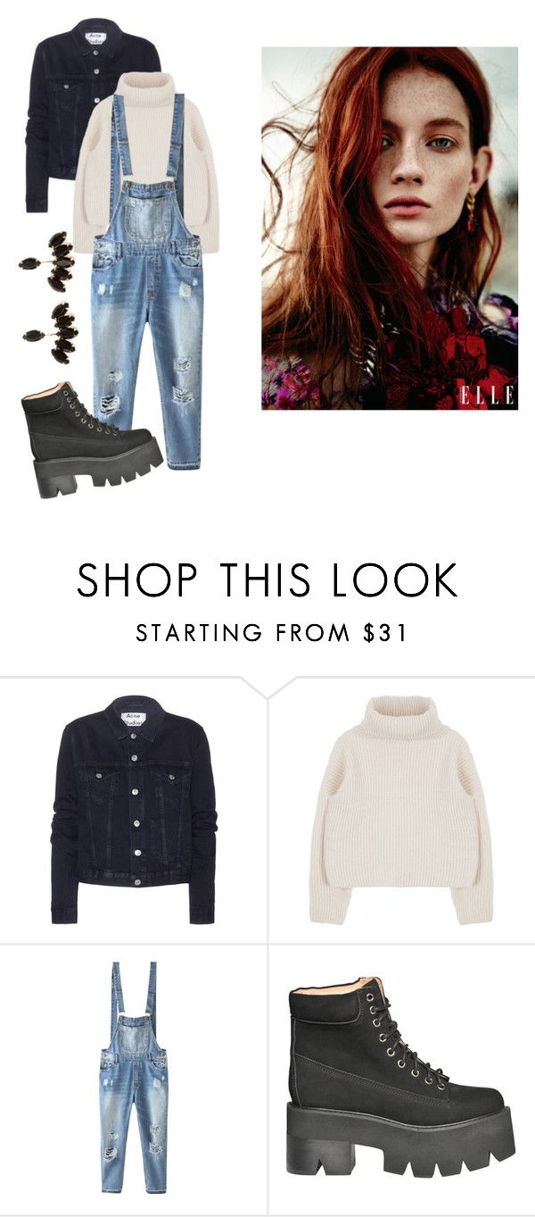 """"""""""" by maudie2001 ❤ liked on Polyvore featuring Acne Studios, Relaxfeel and Jeffrey Campbell"""
