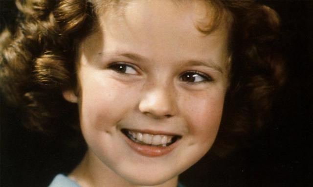 Shirley Temple, la niña prodigio de Hollywood, murió esta mañana.