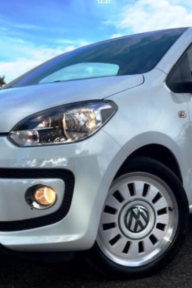 White Vw Up Vw Up Volkswagen Up Volkswagen