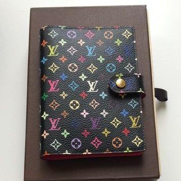 Louis Vuitton Multicolor Agenda Wallet 14 Off Retail Louis Vuitton Louis Vuitton Bag Louis Vuitton Agenda
