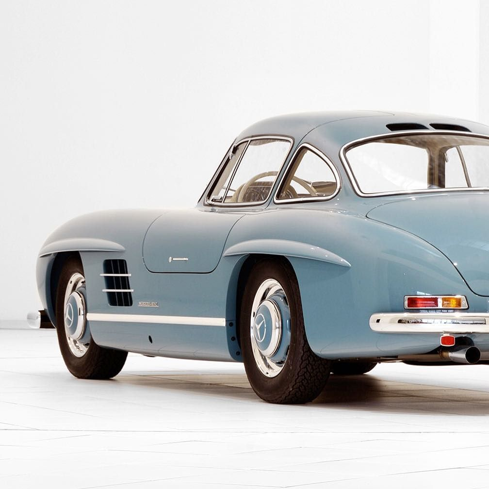 1956 mercedes benz 300 sl gullwing one