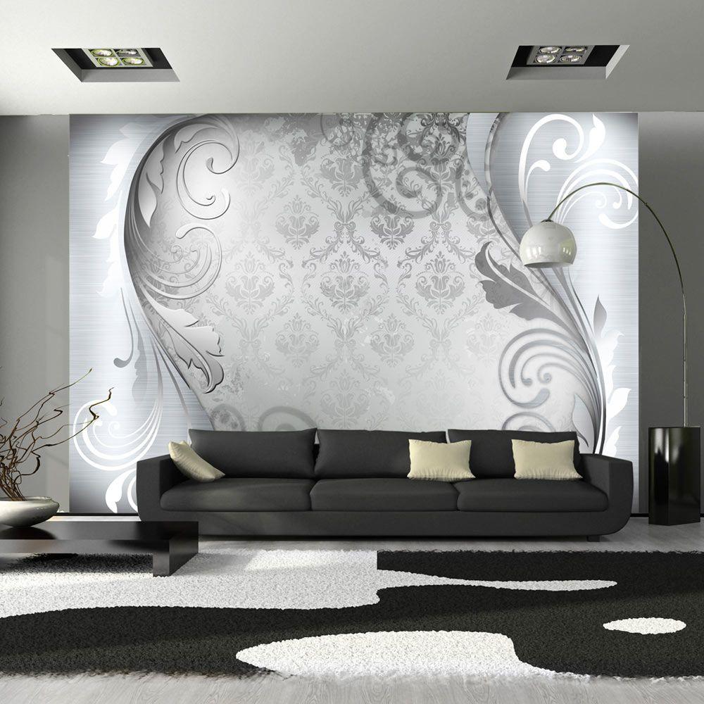 Votre Interieur Est A 2 Doigts De Vous Remercier Acrylic Wall Decor Grey Ornaments Wallpaper House Design