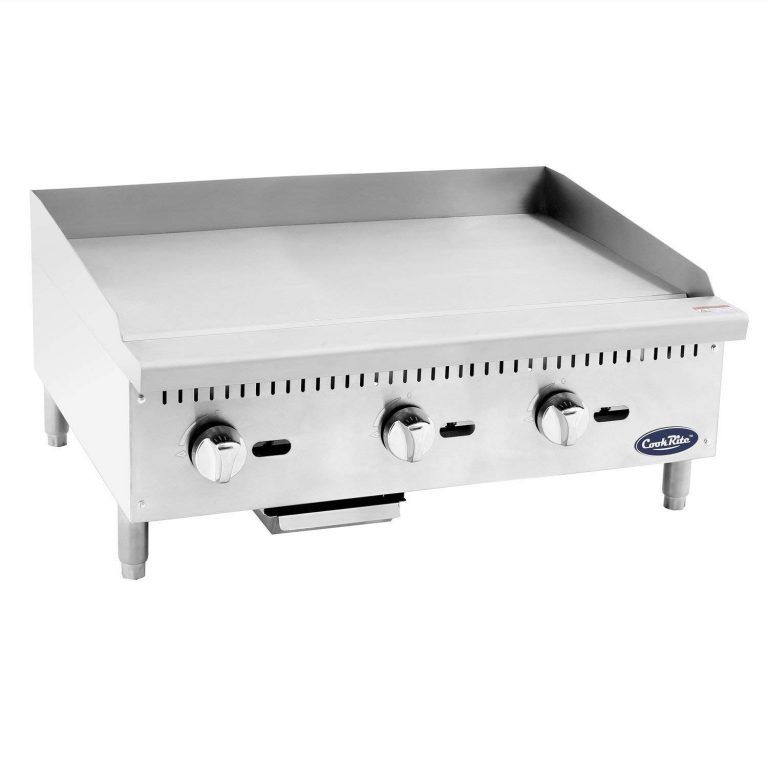 4 Atosa Us Atmg 36 Commercial Griddle Countertops Portable