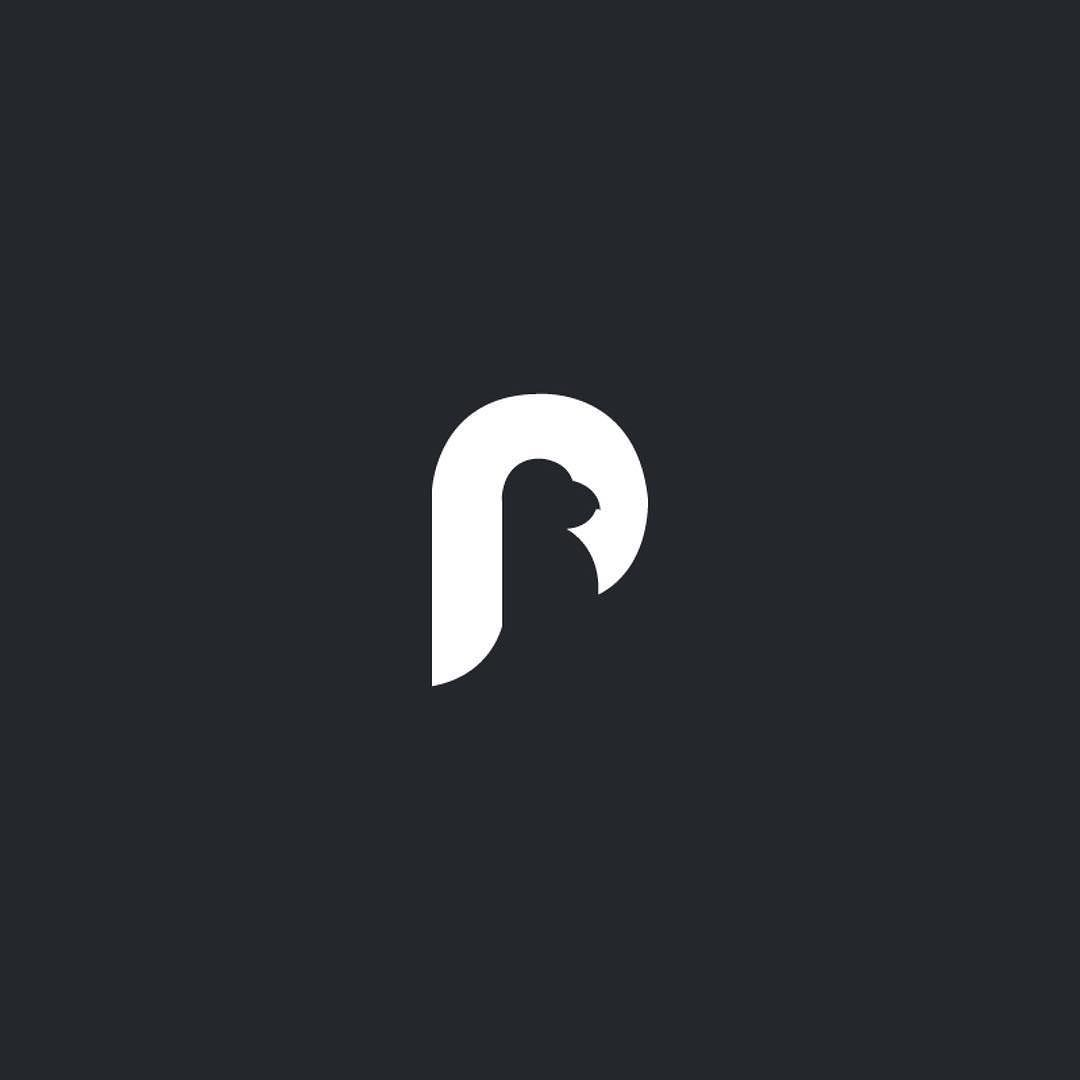 Puffin by Jordan Jenkins @jordkane by logoinspirations