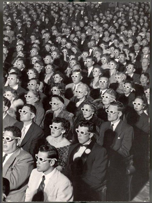 November 26, 1952, Bwana Devil, the first 3-D film in color
