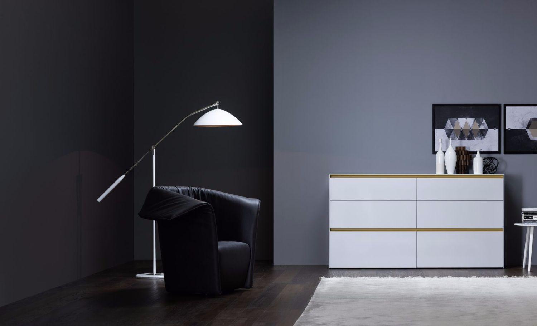 Line a terra Novamobili Design: Edoardo GherardiDas bodenstehende ...