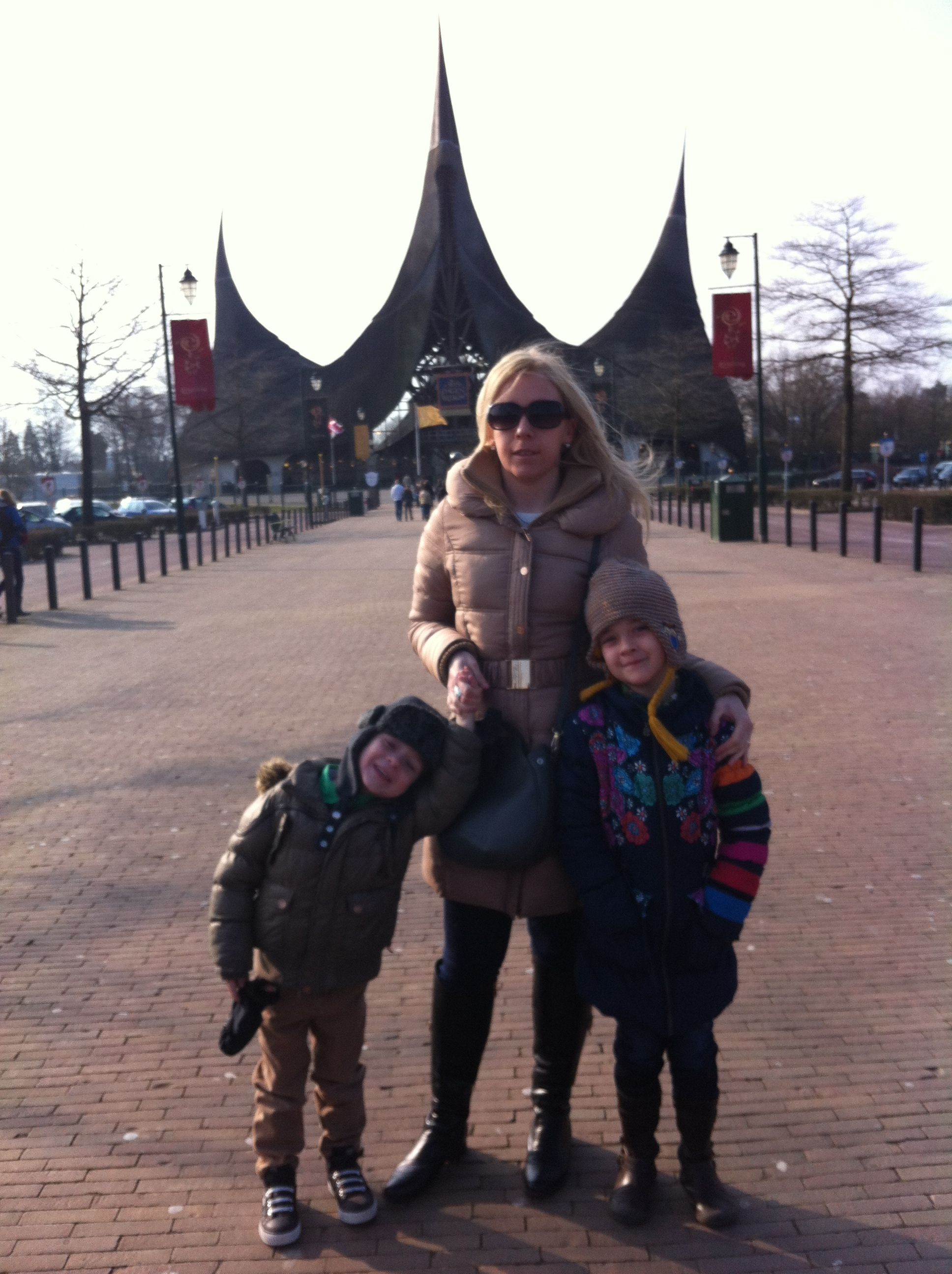 The family @ Efteling
