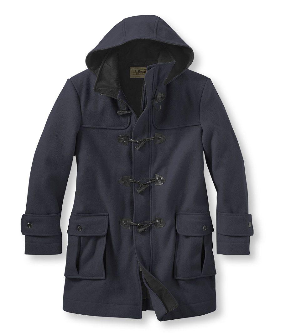 7452a5866dd8 Authentic Wool Duffel Coat