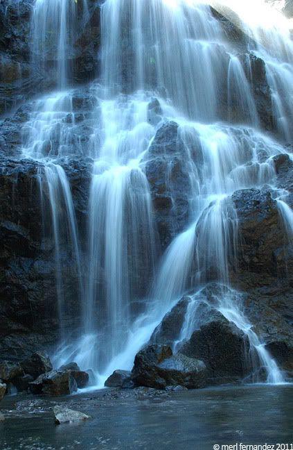 Balagbag Falls  Real, Quezon