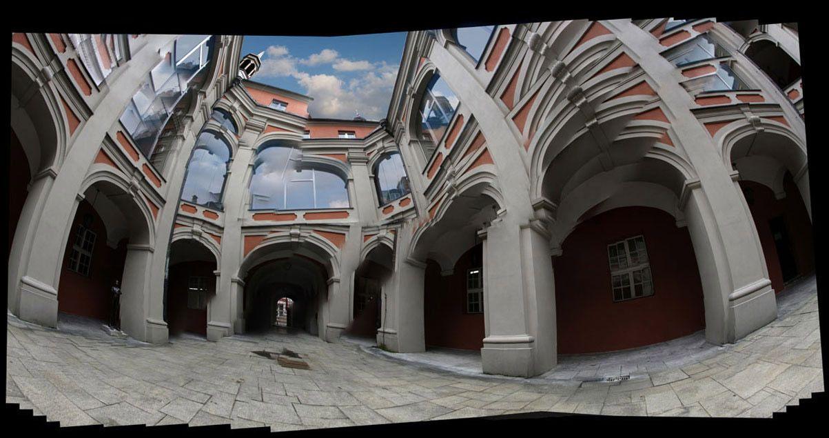 Ryszard Horowitz Photocomposer - Architecture Portfolio