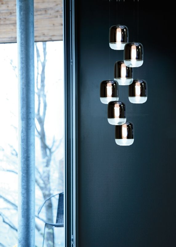 GONG MINI lampade sospensione catalogo on line Prandina ...