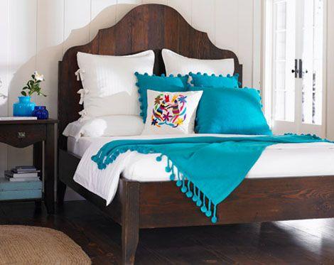 Antiguas camas de madera restauradas muebles q quiero - Cabeceros antiguos restaurados ...
