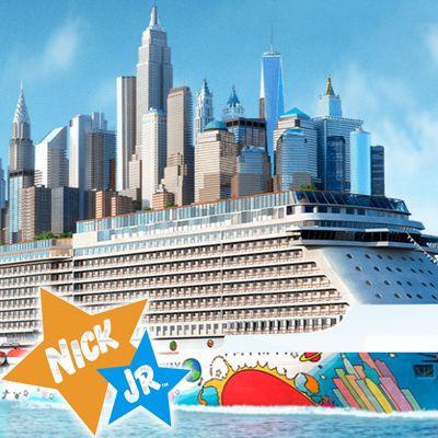 Norwegian nick jr cruise