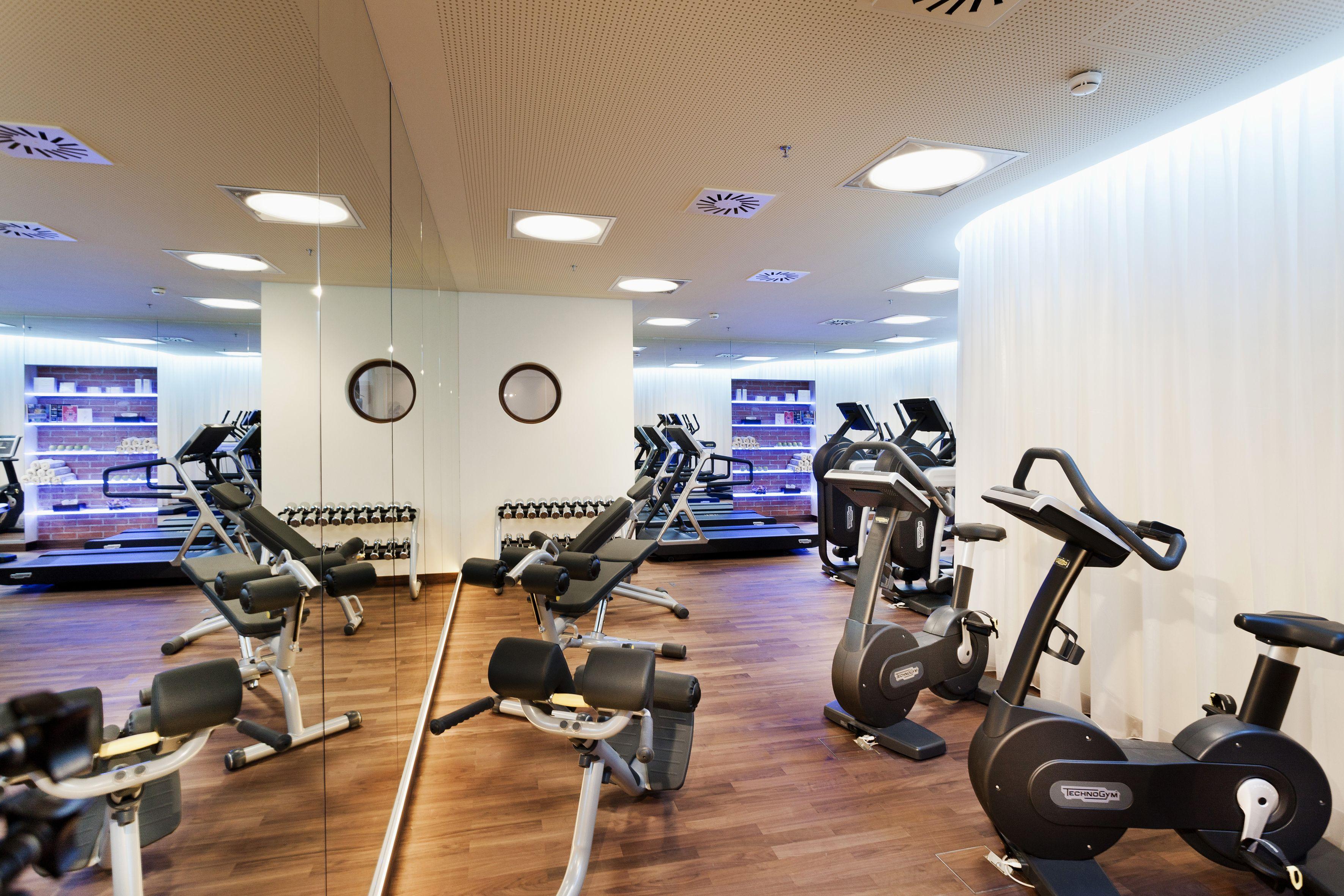 Grand Hotel Wien No 605 Grand Spa Fitness Area Luxpitality