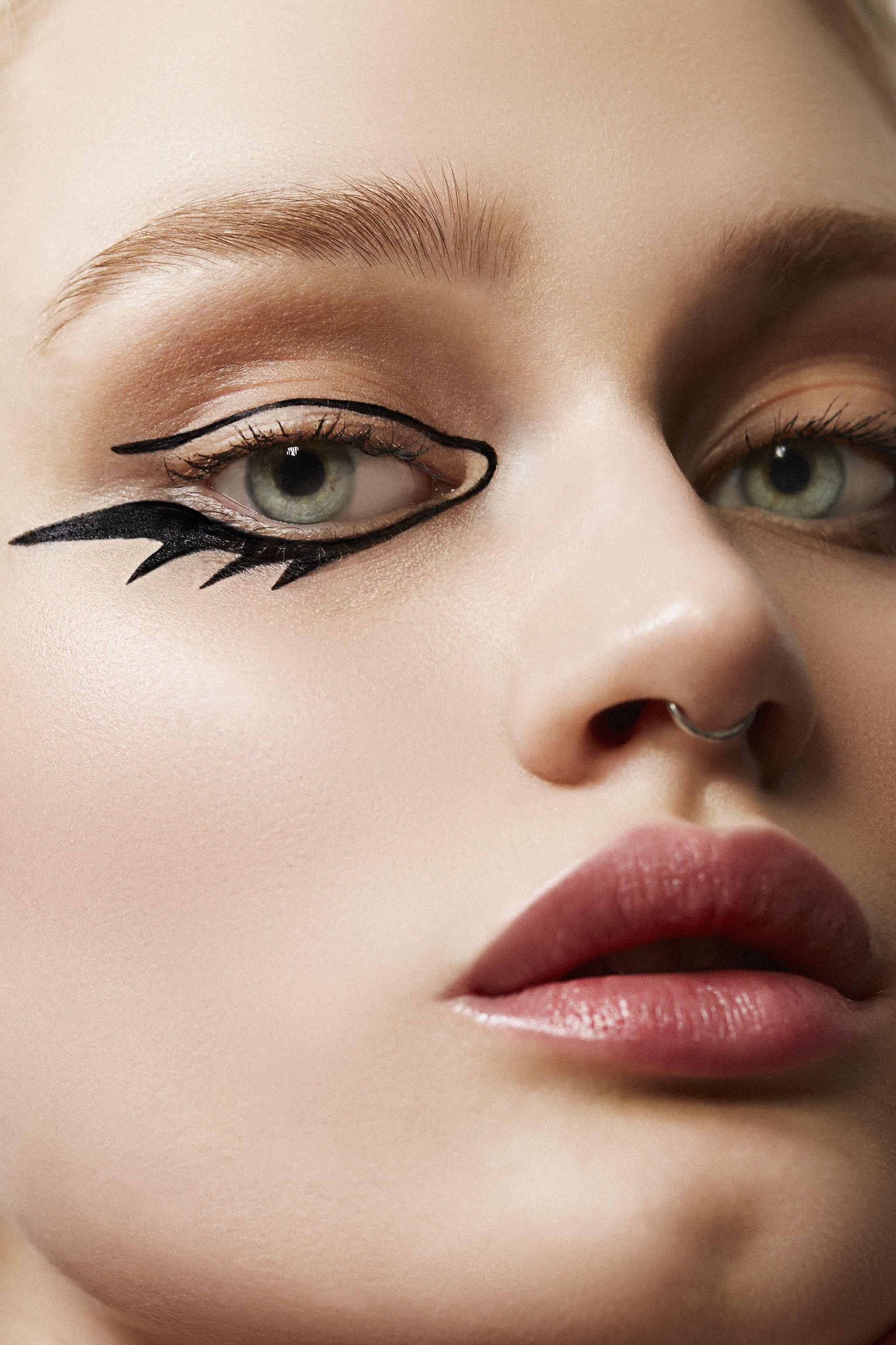 Beauty Nicole by Anaïs Da Silva Eye makeup, Makeup
