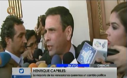 Capriles: La gran tarea que tiene la AN para este año es rescatar la Constitución - http://bit.ly/2iTTObx