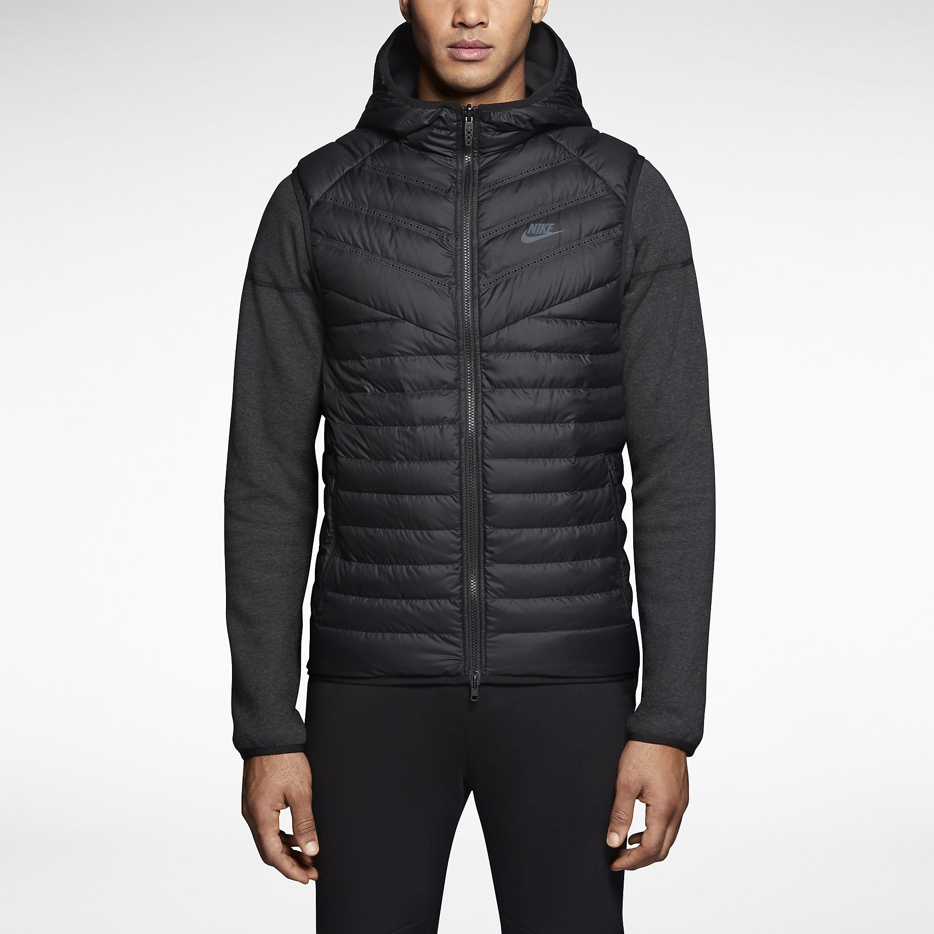 nike tech fleece aeroloft windrunner men 39 s jacket nike store men 39 s style pinterest nike. Black Bedroom Furniture Sets. Home Design Ideas