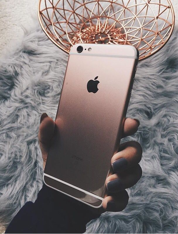 Rose Gold Iphone Iphone 6s Rose Gold Rose Gold Iphone Iphone