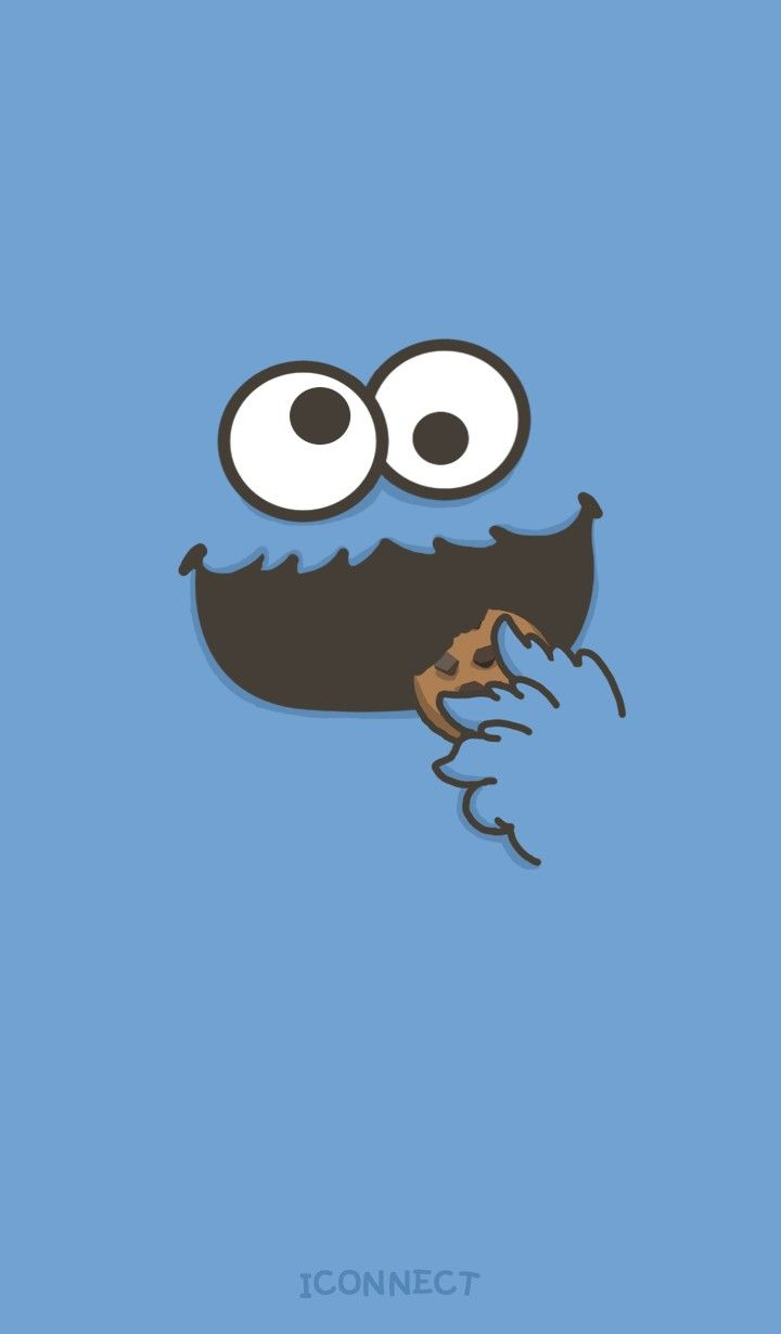 Cookie Monster Wallpaper Iphone Cute Elmo Wallpaper
