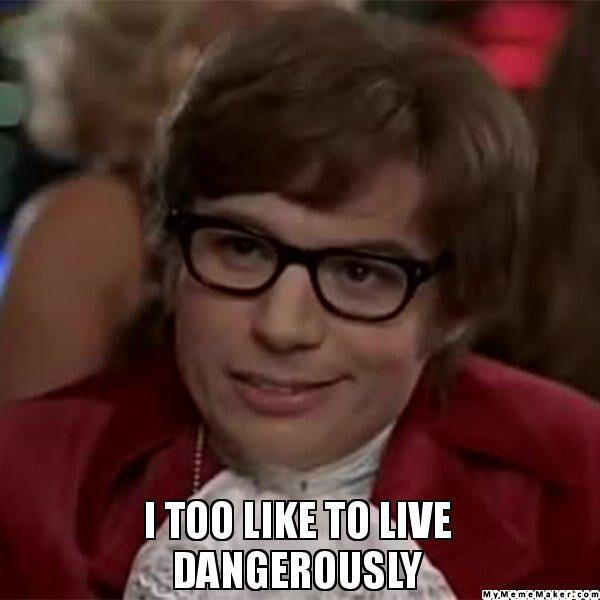 Austin 'Danger' Powers | Teacher memes, Legend of zelda ...
