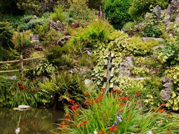 Italienische Garten Am Gardasee Ein Gartentraum Italienischer Garten Garten Mediterraner Garten